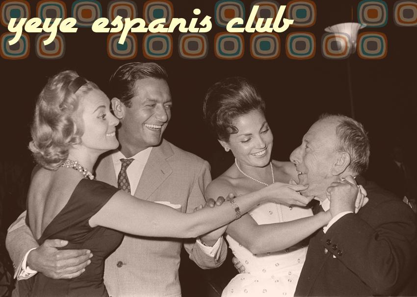 YEYE ESPANIS CLUB
