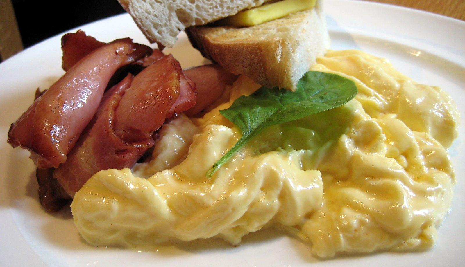 Look pretty insane unlike any scrambled eggs i ve ever seen in my