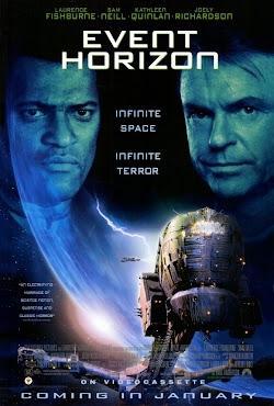 Phi Thuyền Mất Tích - Event Horizon (1997) Poster
