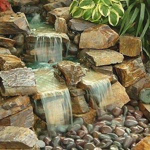 rudy dewanto: air terjun batu alam