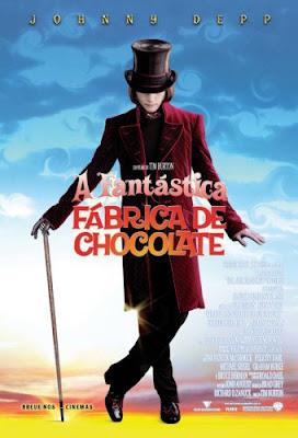 A Fantástica Fábrica de Chocolate DVDRip RMVB Dublado