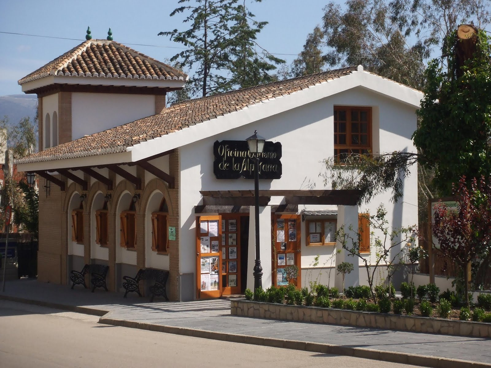 Turismo Lanjarón: Oficina de Turismo