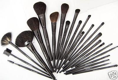 Makeup Brushes  on Makeup Brushes 101  The Idiot S Guide To Proper Care Of One S Brushes