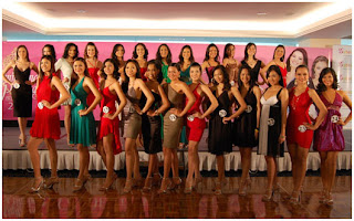 Binibining Pilipinas 2010 Grand Coronation Night Winners and Awards