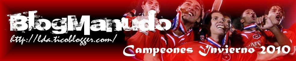 BlogManudo - Liga Deportiva Alajuelense - http://lda.ticoblogger.com/