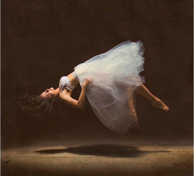 In love with this photographic art by Brooke Shaden .