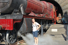 Next stop on the Hogwarts express...