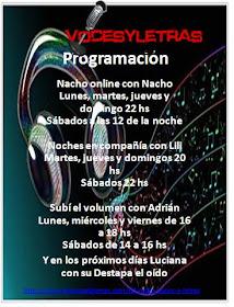 CHICAS DE LA RADIO! Progra10