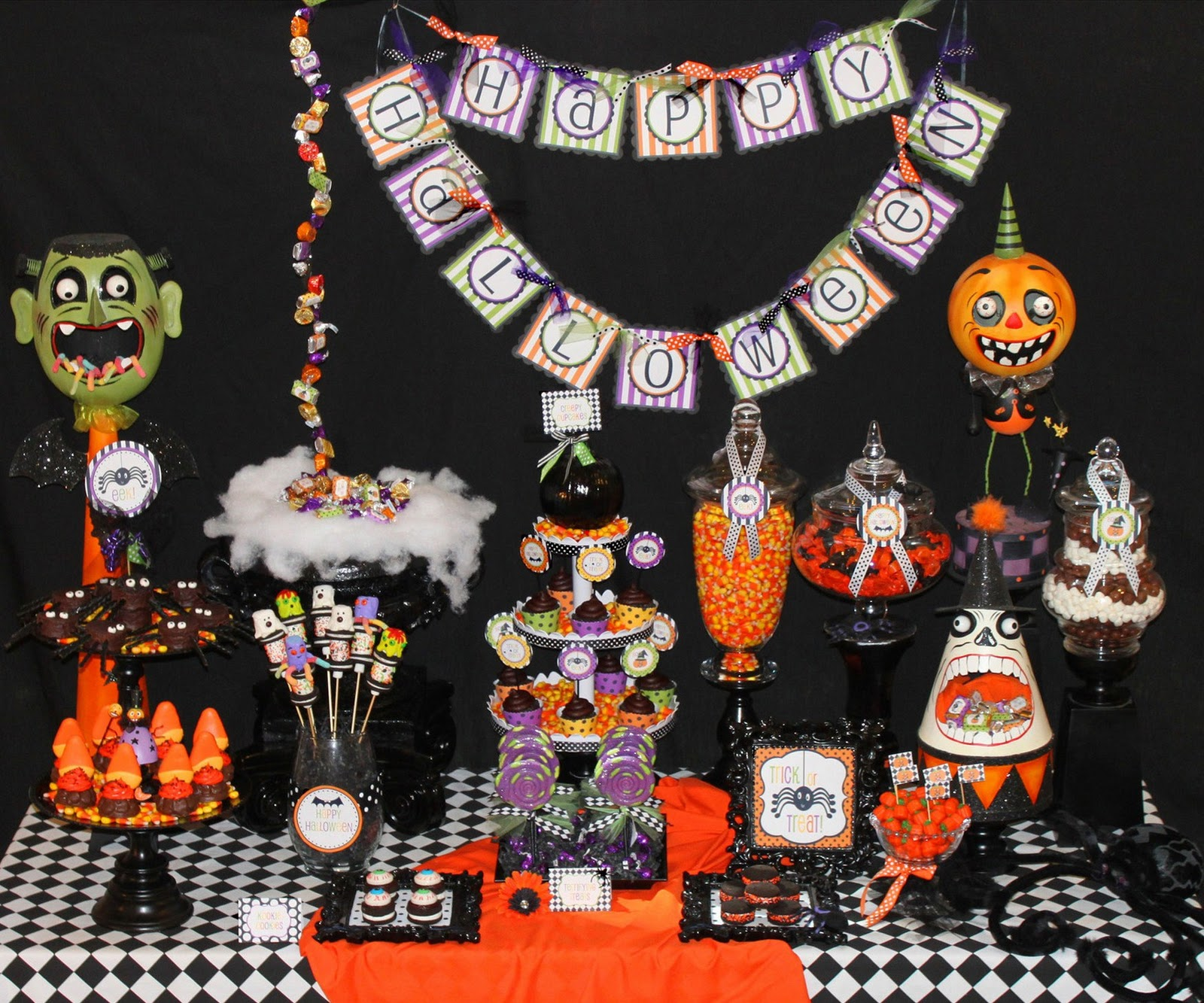 halloween party inspiration 10 creative designs celebrations at home