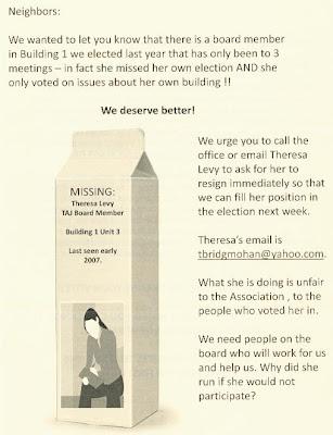 tajwatch blog election flyers