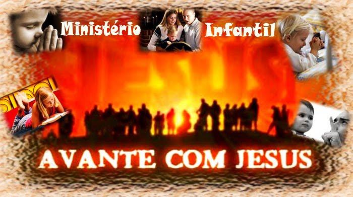 AVANTE COM JESUS