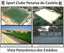 Vista Panorâmica dos Estádios SCPC