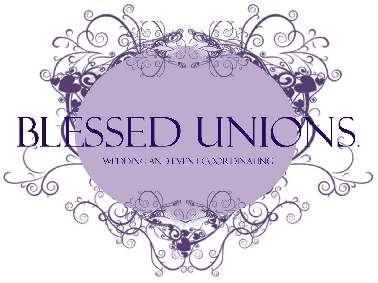 Beautiful Blessed Unions' Brides Blog!