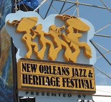New Orleans Jazz Festival~2007