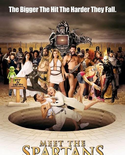 entertainment world meet the spartans 2008 english