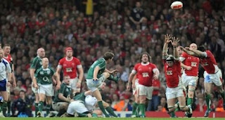 Ronan O'Gara y el drop del Grand Slam