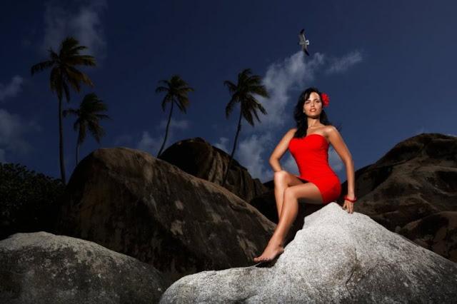 Super Hot Miss Tuning 2010 Calendar2