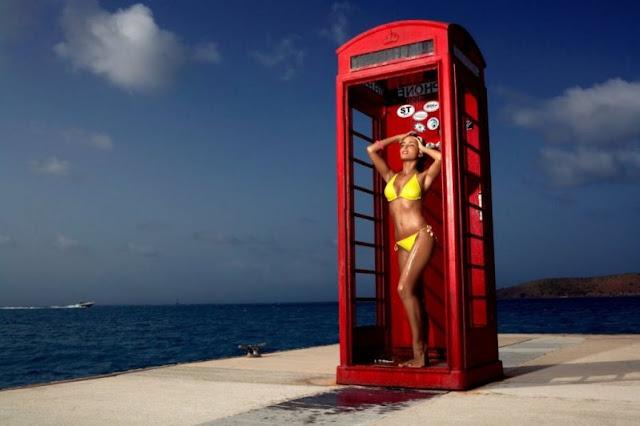 Super Hot Miss Tuning 2010 Calendar4
