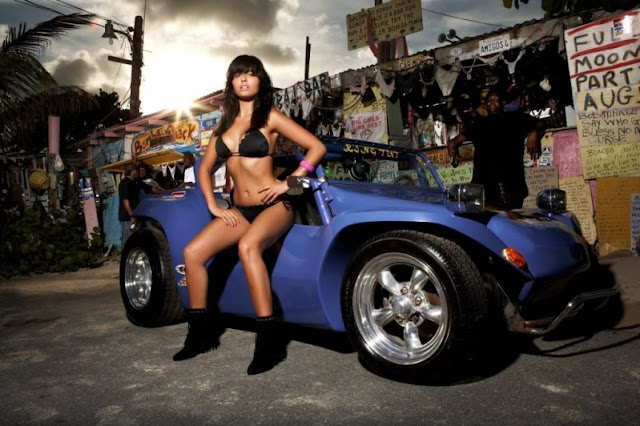 Super Hot Miss Tuning 2010 Calendar6