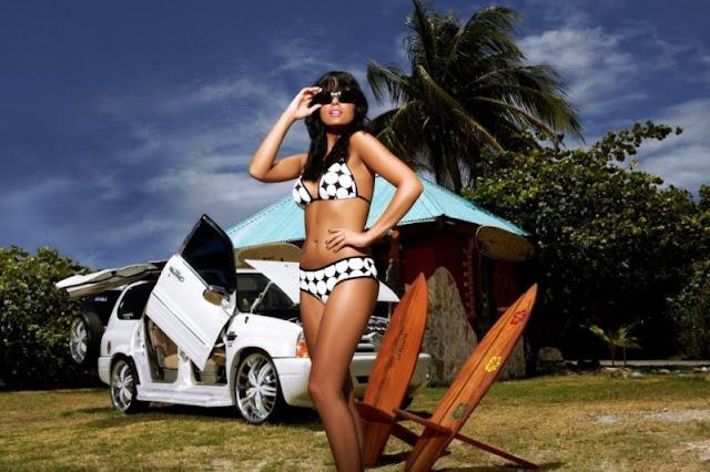 Super Hot Miss Tuning 2010 Calendar7