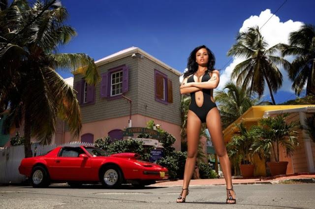 Super Hot Miss Tuning 2010 Calendar8
