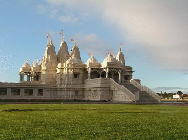 BAPS Shri Swaminarayan Mandir temple- Toronto