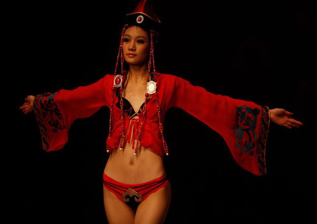 china lingerie fashion week2