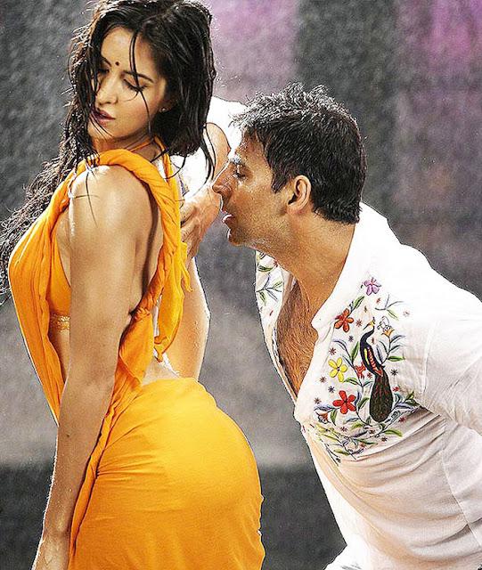 katrina looking hot in wet sari 3