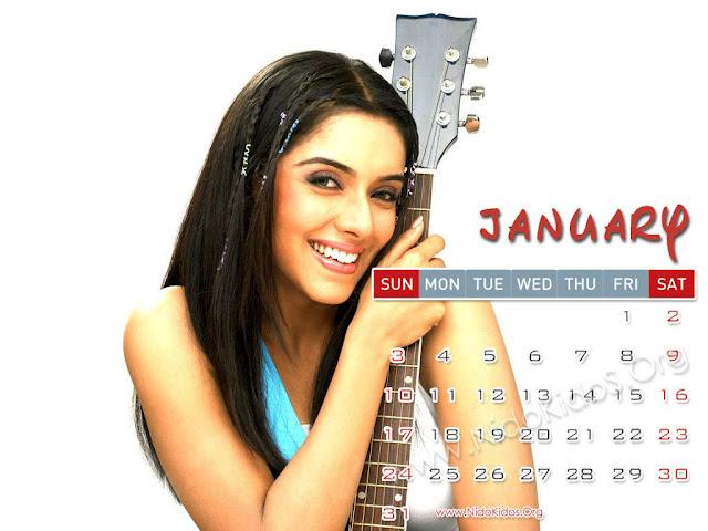 asin 2010 calendar