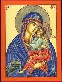 Icone de la Vierge de la Tendresse