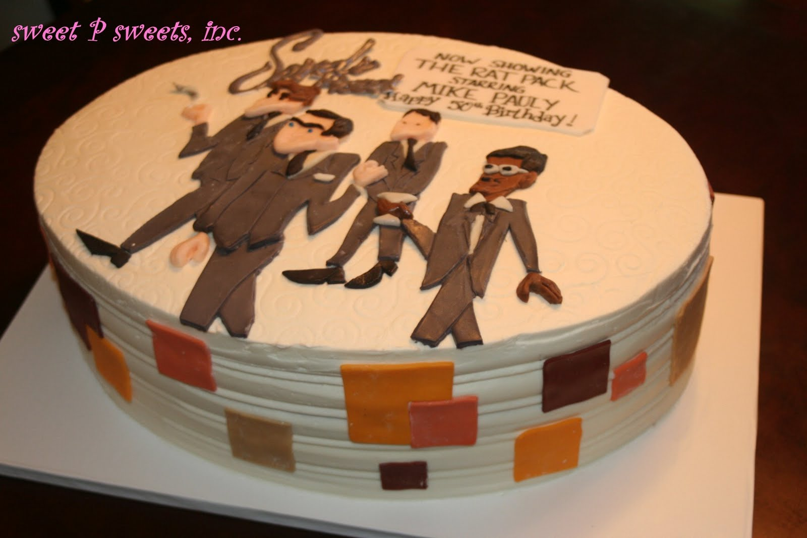 Sweet P Sweets Inc The Rat Pack