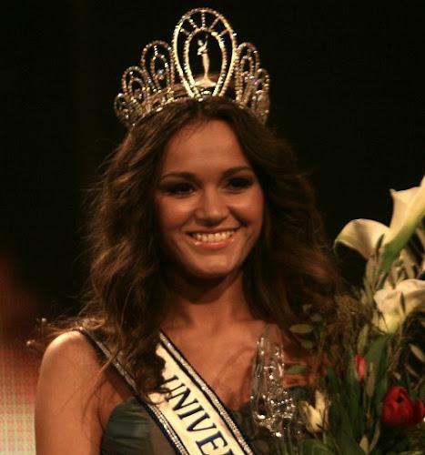 Lana Obad - Miss Universe Croatia 2010 (or Miss Universe Hrvatske 2010)
