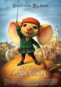 Hiệp Sĩ Chuột - The Tale of Despereaux (2008) Poster