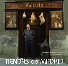 """Mis libros: """"Tiendas de Madrid"""""""