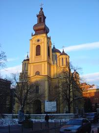 Orthodox Metropolitan Church, Sarajevo