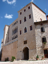 The castle in Bale/Valle