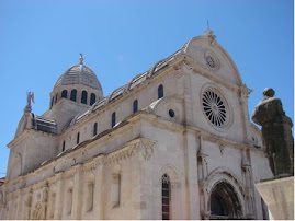 Sv Jakov Cathedral in Sibenik