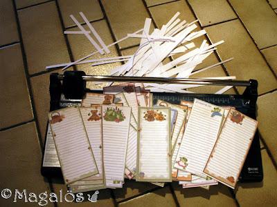 Inköpslappar från Graphic Garden (http://www.graphicgarden.com/)