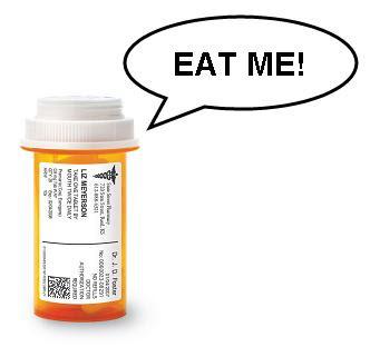 Xanax Prescription BottleXanax Bottle