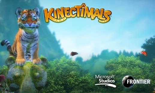 Kinectimals لعبة لأندرويد متواجد الان في غوغل بلاي