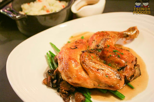 roasted organic chicken