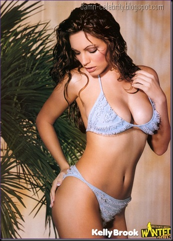 kelly brook album picture
