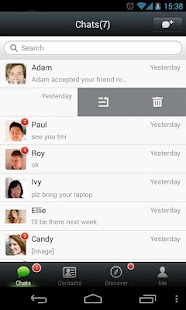 Wechat v5.0.1 Android