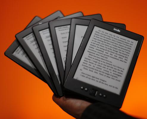 What is Preloaded on Kindle : eAskme