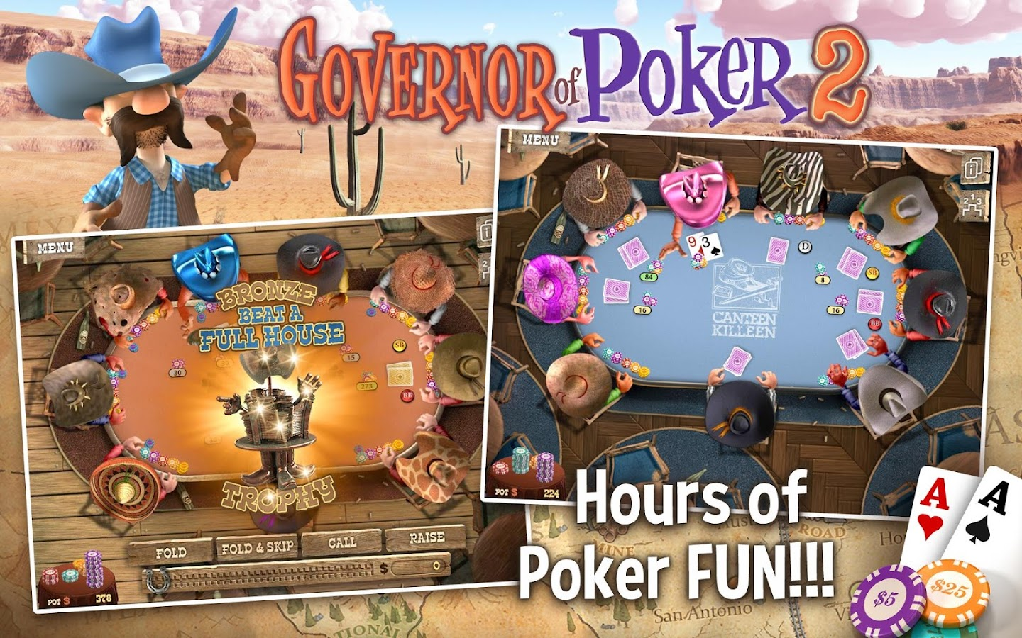 Governor of poker android hack