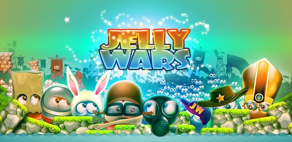 Jelly Wars v1.60 Apk para android