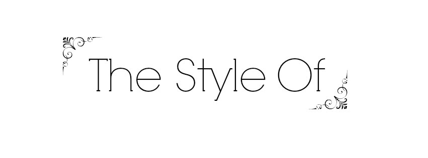 the style of