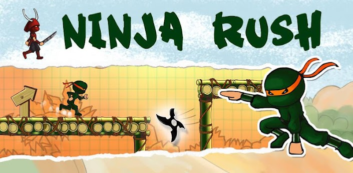 Ninja Rush HD apk