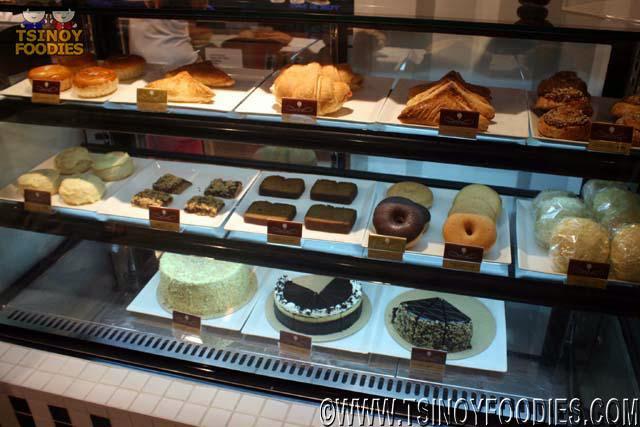 cafe de seoul pastry