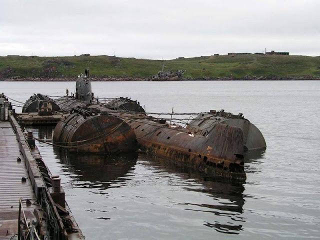 K-159 November class SSN